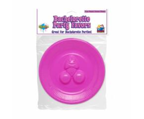 BP Plastic Pecker Plates 8 PC P (diameter 18 cm)