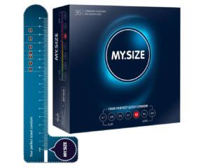 MY SIZE óvszer - 60mm 1db