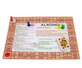 Alkoholi Társasjáték