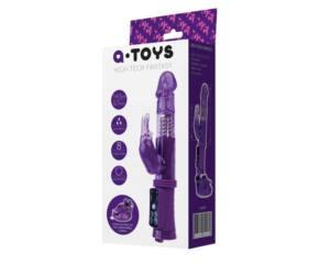 A-toys Rotáló gyöngyös vibrátor