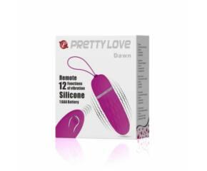 Pretty Love Dawn vezeték nélküli vibrációs tojás