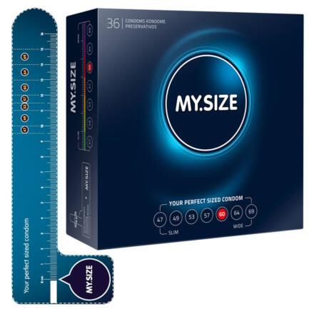 MY SIZE óvszer - 60mm